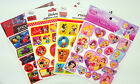 Disney Movie Cartoon 3D Lenticular Stickers Children Art Craft Create Decorate