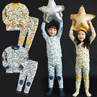 "Vaenait Baby Toddler Kid Boy Girls Clothes Sleepwear Pajama Set ""Zambia"" 12M-7T"