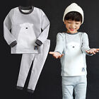"Vaenait Baby Toddler Boy Girls Clothes Sleepwear Pajama Set ""Snow bear"" 12M-7T"
