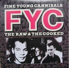 FINE YOUNG CANNIBALS POSTER, RAW & COOKED(SQ22)
