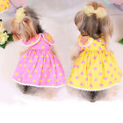 Elegant Dog Pet Skirt Clothes Cat Dress Best Gift For Small Puppy Loving Heart