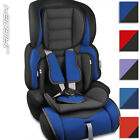 Car Child Seat Booster Adjustable Height Safety Baby Kid 9-36kg Colour Choice