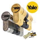 YALE Superior Euro Cylinder Anti-Bump Snap Defence High Security uPVC Door Lock