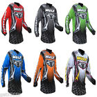 NEW WULFSPORT (ALL SIZES) MOTOCROSS ENDURO ADULT RACE SHIRT JERSEY EXC DRZ KXF