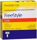 FreeStyle Lite Blood Glucose Test Strips 100 Each (Pack of 9)
