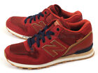 New Balance WH996CA D Red/Navy/Gold Classic Casual Retro Lifestyle Sneakers NB
