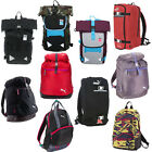Puma Traction Fitness Velocity Academy Mens Womens Unisex Backpack Bags