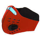 New Bike Bicycle Ski Dustproof Half Face Mask With Filter