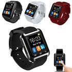 U8 Bluetooth Smart Wrist Watch Phone Mate For Android & iPhone Samsung HTC Sony