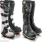 NEW AXO MOTOCROSS ENDURO BOOTS WHITE BLACK KX CR YZ RM SX EXCF XCF DRZ XR CRF