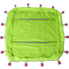 Inlay Bassinet for Travel Cot Playpen Infant Baby Child Bassinette Mat Play Pen <br/> With 16 Suspension Clamps ✔ Choice of Colour ✔
