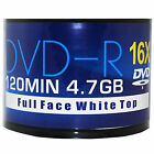 Aone DVD-R Full Face Printable (16x) 4.7GB 50 - 1200