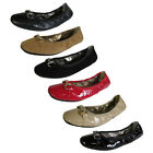 Me Too Womens Legend Leather Ballet Flat Shoe