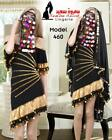 Egyptian Belly Dance Dress Saidi Costume Baladi Galabeya Fallahi Abaya gypsy