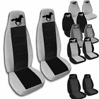 2013 to 2015 Ford Mustang Seat Covers fits a Coupe or Convertible and any GT