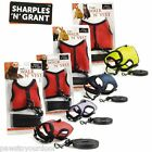 Sharples n Grant Walk 'N' Vest Safety Lead Animal Harness Guinea Pig Rabbit Cat