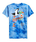 Fifth Sun Mens Duck Hunt Graphic T-Shirt