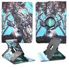 Tablet Case For Kindel fire HD 8.9 inch Folio Cover Rotating Stand