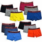 Tommy Hilfiger Underwear Mens Trunks 3 Pack Cotton Stretch Solid New W119