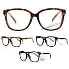 Golden Bridge Nerdy Designer Fashion Clear Lens Eye Thin Horn Rim Glasses