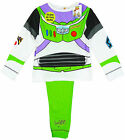 Boys Toy Story Buzz Lightyear Costume Pyjamas Glow in the Dark 18 Mths to 6 Yrs