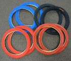 Tires pair Primo Wall for BMX Mid School Freestyle Bikes Multiple Sizes & Colors