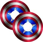 Wheelchair Spoke Guard STICKERS Avengers personalised designs