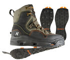 Korkers K5 Wading Boots - Kling-On and Studded - FREE SHIPPING!