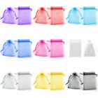 Jewelry Party Christmas Wedding Candy Gift Bags Organza Pouches Favor Decoration