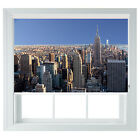 New York city childrens themed black out roller blind various sizes bed room