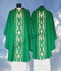 Chasuble Vestment Kasel Messgewand Casula 016-Z