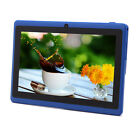 "iRULU eXpro X1 7"" Tablet Google Android 4.4 Kitkat Quad Core Dual Cam Blue 8GB"