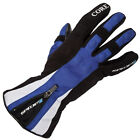 Spada Motorcycle Ladies Leather Gloves Core WP Black/Blue