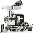 Electric Meat Grinder - STX Turboforce II 4000 & Sausage Stuffer