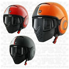 Shark Raw Stripe Motorcycle Helmet