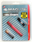 MAGLITE Solitaire FL1 Standard Mini Flashlight - BRAND NEW - Made in the USA!!!