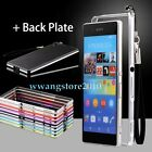 New All Metal Frame Bumper Cleave Case +Back Plate Cover for Sony Xperia Z3+ Z4