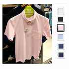 UNIQLO Men DRY SHIRT COLLAR POLO SHIRT (BUTTON-DOWN) Choose Colors NEW 164190