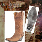Old Gringo Women's  OCHRE Rio Western Boots Size: US:9 NEW