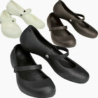 Crocs Shoes Womens Alice Work Comfortable slip resistance Shoes 11050 Black ....