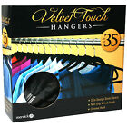 Hangers Velvet Touch Hangers Clothes Hangers Housekeeping Organization Home