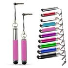 RETRACTABLE TOUCH STYLUS PEN LIGHT PINK FOR VARIOUS MOBILE PHONES