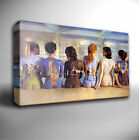 PINK FLOYD Ladies Album Covers - PREMIUM Canvas Art Picture *Choose your size