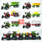 1:43 farm tractor transporter series truck alloy model car toy birthday gift 1pc