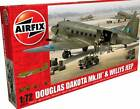 Airfix - Douglas Dakota MkIII Willys Jeep 10 CWT 75mm M1 kit 1:72 Modell-Bausatz