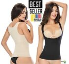 SEAMLESS BRALESS BODYSHAPER SHIRT STRAP SHAPER FLAT SLIM TUMMY FAJA COLOMBIANA