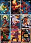 1994 MARVEL MASTERPIECES SERIES 3 FLEER Single Cards Complete Your Set #121-140