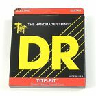 3 Packs, DR LT-9 'Tite-Fit' nickel Electric strings 9-42