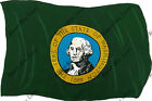 Washington WA State Flag Seal George Decal Sticker Auto Truck Bumper Window Body