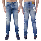 Mens Jack & Jones Jeans Designer Branded Skinny Slim Fit Stretch Denim Pants New
